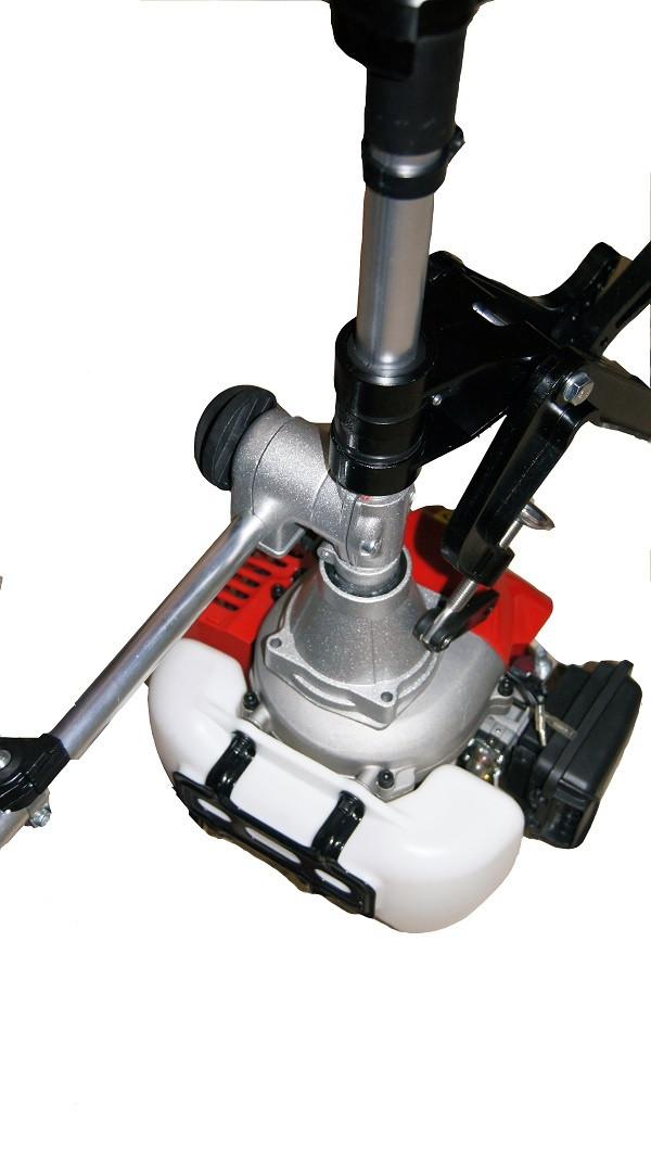 насадка для переделки триммера в лодочный мотор